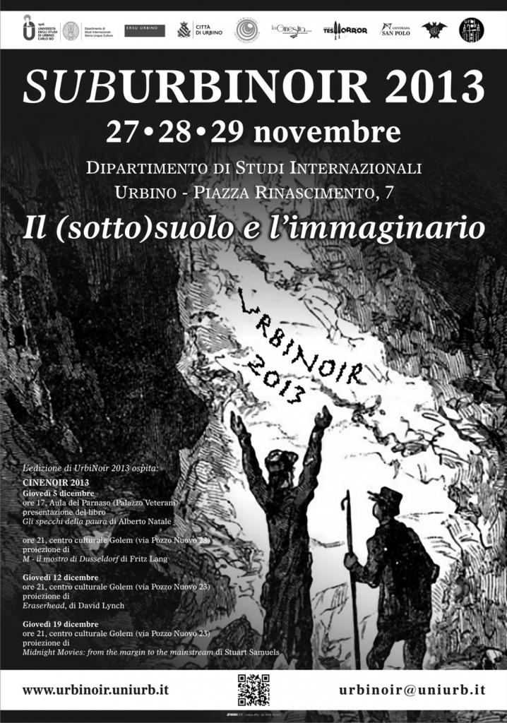 Bozza locandina manifesto URBINOIR